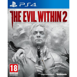 Coperta THE EVIL WITHIN 2 - PS4