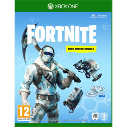 Coperta FORTNITE DEEP FREEZE BUNDLE - XBOX ONE