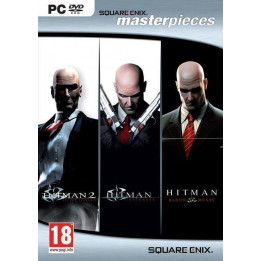 Coperta HITMAN TRIPLE PACK - PC