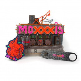 Coperta BORDERLANDS 3 MOXXI BAR SET