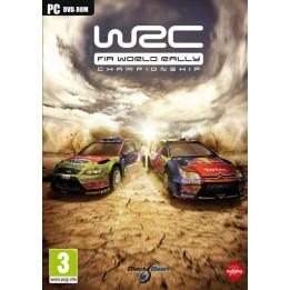 Coperta WRC WORLD RALLY CHAMPIONSHIP - PC