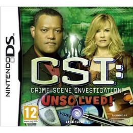 Coperta CSI 6 FATAL CONSPIRACY - DS