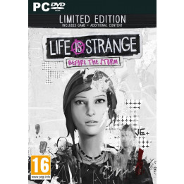 Coperta LIFE IS STRANGE BEFORE THE STORM LIMITED EDITION- PC