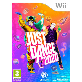 Coperta JUST DANCE 2020 - WII