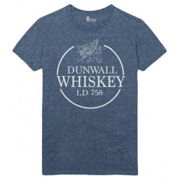 Coperta DISHONORED 2 DUNWALL WHISKEY TSHIRT M