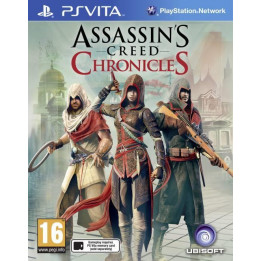 Coperta ASSASSINS CREED CHRONICLES - PSV