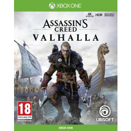 Coperta ASSASSINS CREED VALHALLA - XBOX ONE