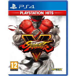 Coperta STREET FIGHTER 5 PLAYSTATION HITS - PS4