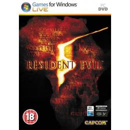 Coperta RESIDENT EVIL 5 - PC