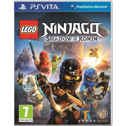 Coperta LEGO NINJAGO SHADOW OF RONIN - PSV