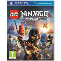 Coperta LEGO NINJAGO SHADOW OF RONIN - PSV