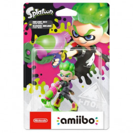 Coperta AMIIBO GREEN BOY (SPLATOON)