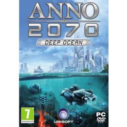 Coperta ANNO 2070 DEEP BLUE SEA ADD-ON EXPORT - PC