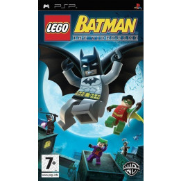 Coperta LEGO BATMAN PSP ESSENTIALS - PSP