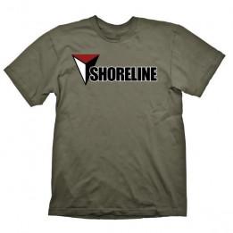 Coperta UNCHARTED 4 SHORELINE ARMY TSHIRT S