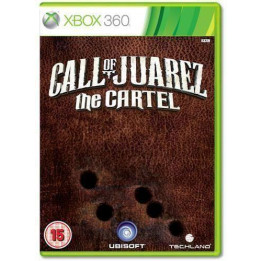 Coperta CALL OF JUAREZ THE CARTEL D1 EDITION - XBOX360