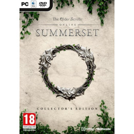 Coperta THE ELDER SCROLLS ONLINE SUMMERSET COLLECTORS EDITION - PC