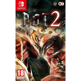 Coperta ATTACK ON TITAN 2 - SW