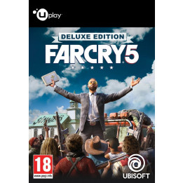 Coperta FAR CRY 5 DELUXE EDITION - PC (UPLAY CODE)