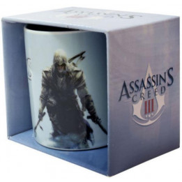 Coperta ASSASSINS CREED CONNOR KENWAY MUG