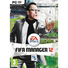 Coperta FIFA MANAGER 12 - PC