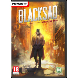 Coperta BLACKSAD LIMITED EDITION - PC