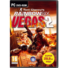 Coperta RAINBOW SIX VEGAS 2 - PC