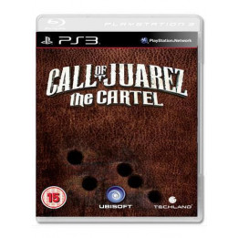 Coperta CALL OF JUAREZ THE CARTEL D1 EDITION - PS3