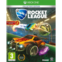 Coperta ROCKET LEAGUE COLLECTORS EDITION - XBOX ONE