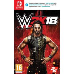 Coperta WWE 2K18 - SW