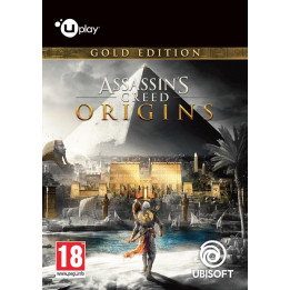 Coperta ASSASSINS CREED ORIGINS GOLD EDITION - PC (UPLAY CODE)