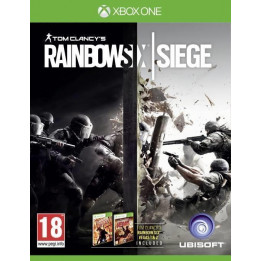 Coperta RAINBOW SIX SIEGE - XBOX ONE
