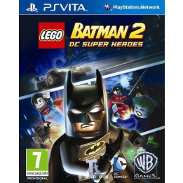 Coperta LEGO BATMAN 2 DC SUPERHEROES - PSV