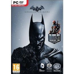 Coperta BATMAN ARKHAM ORIGINS - PC