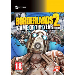 Coperta BORDERLANDS 2 GOTY - PC (STEAM CODE)