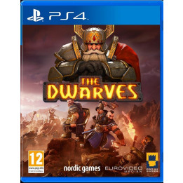 Coperta THE DWARVES - PS4