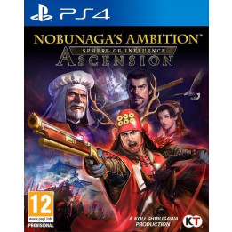 Coperta NOBUNAGA SPHERE OF INFLUENCE ASCENSION - PS4
