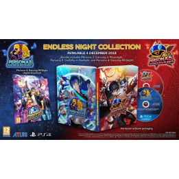 Coperta PERSONA 3 & 5 ENDLESS NIGHT COLLECTION - PS4