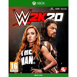 Coperta WWE 2K20 - XBOX ONE