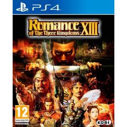 Coperta ROMANCE OF THE THREE KINGDOMS XIII - PS4