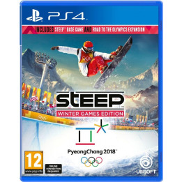Coperta STEEP WINTER GAMES EDITION - PS4