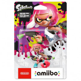 Coperta AMIIBO PINK GIRL (SPLATOON)