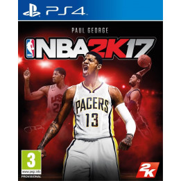 Coperta NBA 2K17 - PS4