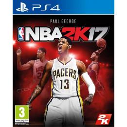 Coperta NBA 2K17 - PS4