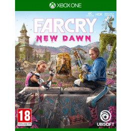 Coperta FAR CRY NEW DAWN - XBOX ONE