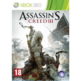 Coperta ASSASSINS CREED 3 ALT - XBOX360
