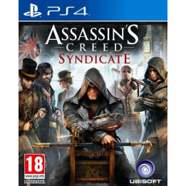 Coperta ASSASSINS CREED SYNDICATE - PS4
