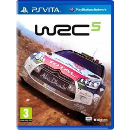 Coperta WRC 5 - PSV