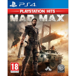 Coperta MAD MAX PLAYSTATION HITS - PS4