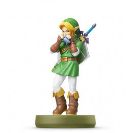 Coperta AMIIBO LINK OCARINA OF TIME